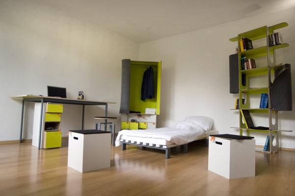 Casulo 整套卧室家具(五)