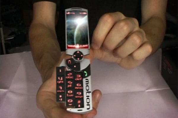 Tronotic Motion Phone
