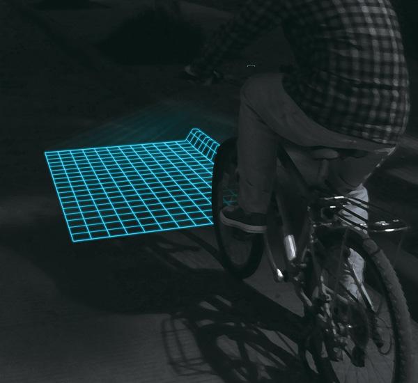 Lumigrids 自行车辅助网格灯(二)