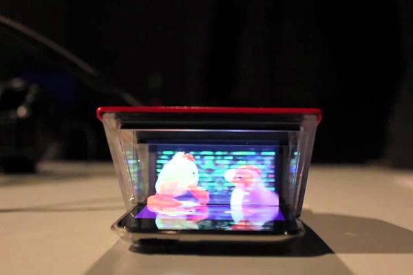 i3DG 3D技术(四)