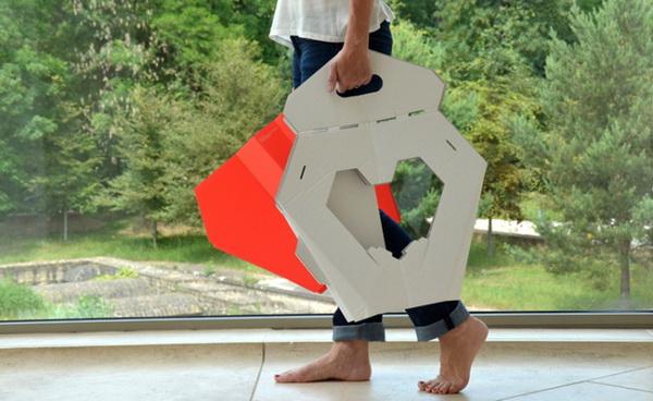 方便的模块化家具设计(二)