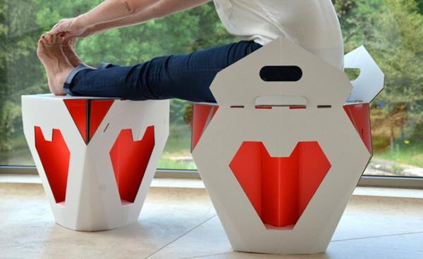 方便的模块化家具设计(七)