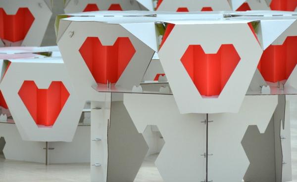 方便的模块化家具设计(九)