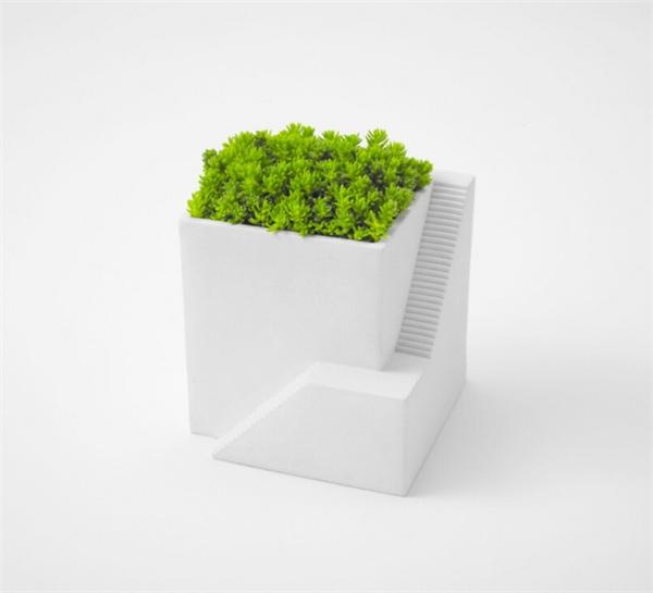 小小的房舍花盆设计(五)