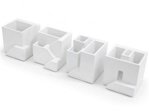 小小的房舍花盆设计(七)