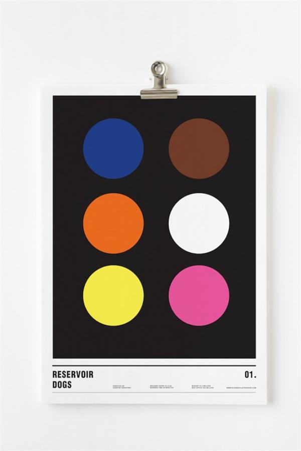 极简主义风格电影海报(五)