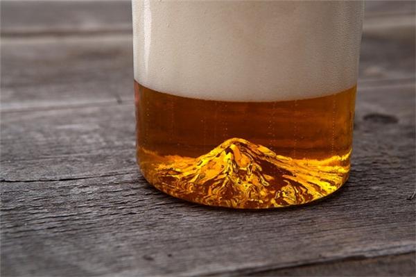 手工高山啤酒杯