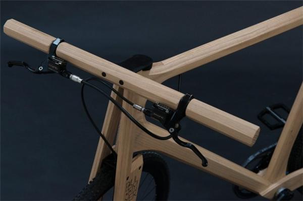 全柳木减震单车设计(二)