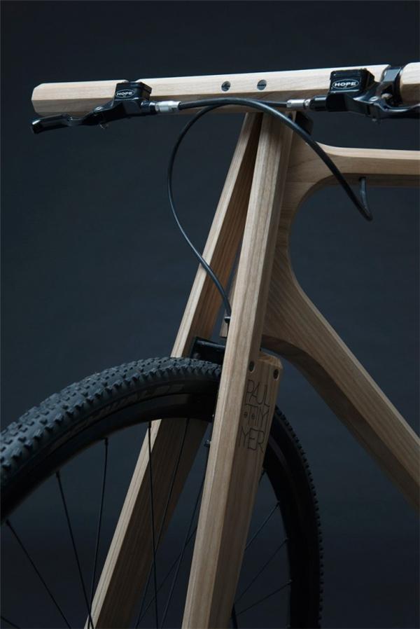 全柳木减震单车设计(三)