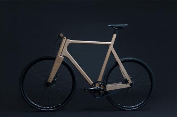 全柳木减震单车设计(四)