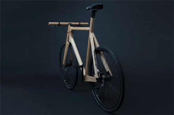 全柳木减震单车设计(五)