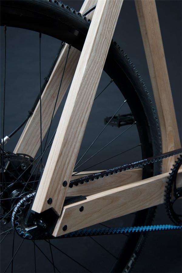 全柳木减震单车设计(六)