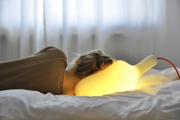 软软小可爱的灯
