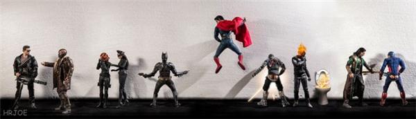 超级英雄们的日常生活(二)