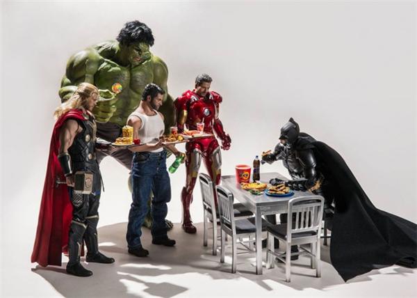 超级英雄们的日常生活(五)