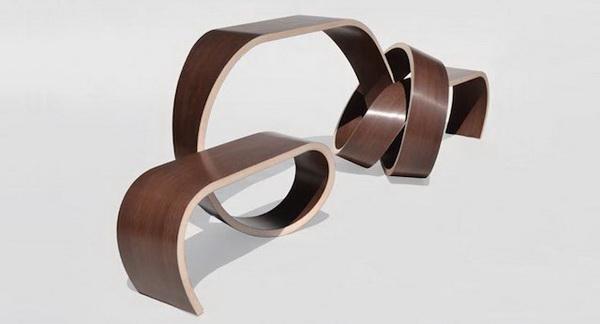 奇特的卷曲木家具(三)