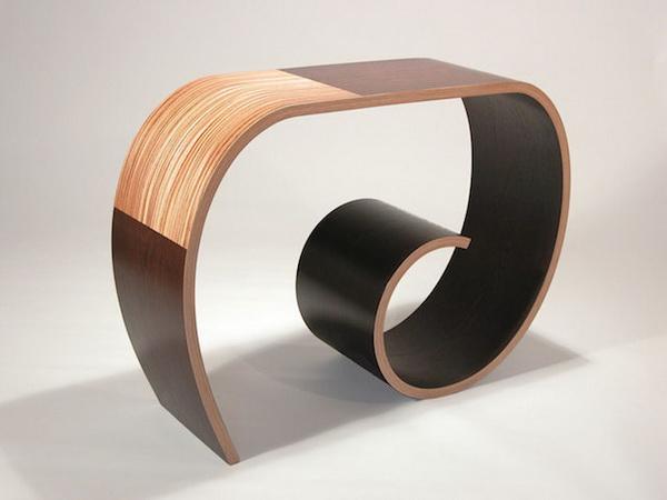 奇特的卷曲木家具(四)