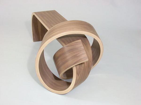 奇特的卷曲木家具(五)