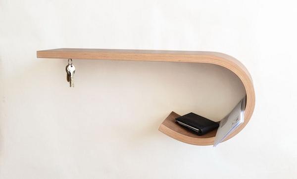 奇特的卷曲木家具(六)