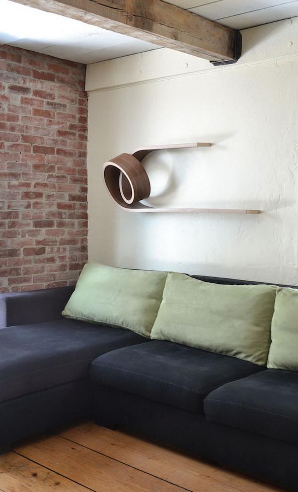 奇特的卷曲木家具(七)