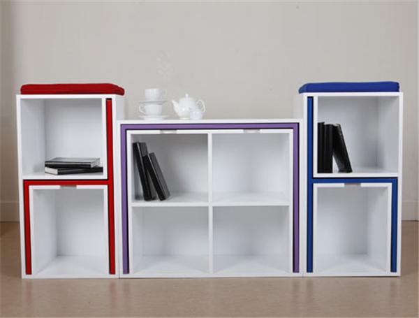 隐藏在书柜中的桌椅(十)