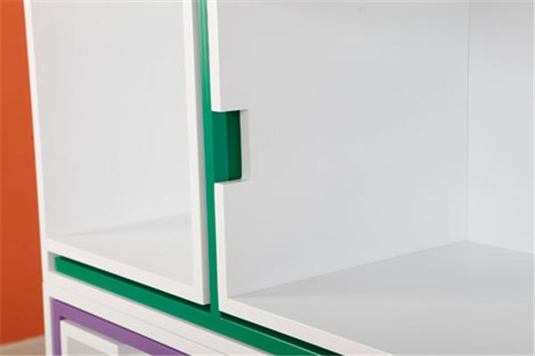 隐藏在书柜中的桌椅(十二)