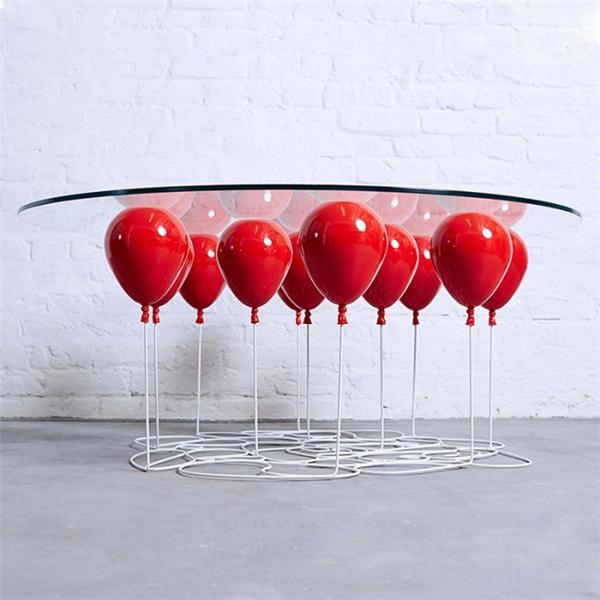 气球咖啡桌设计