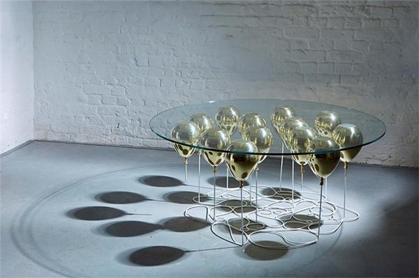 气球咖啡桌设计(五)