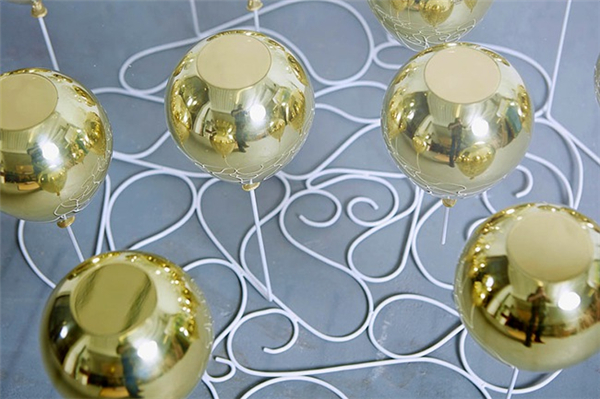 气球咖啡桌设计(六)