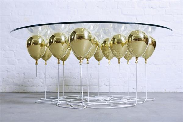 气球咖啡桌设计(七)