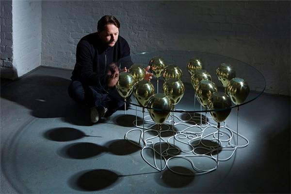 气球咖啡桌设计(八)