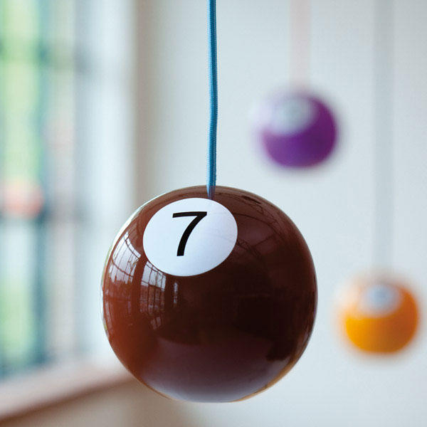 Pulz Lab 实木台球吊灯(六)