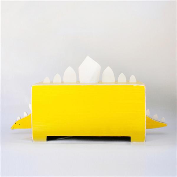 卡哇伊的动物纸巾盒(二)