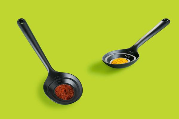 Portion 有刻度的勺子(五)