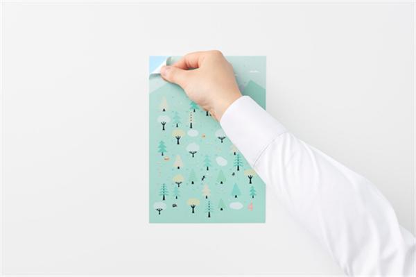 Sticker Calendar 四季日历(四)