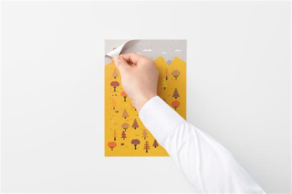 Sticker Calendar 四季日历(十一)