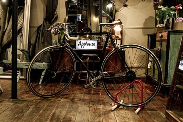 WAO 自行车车架(五)