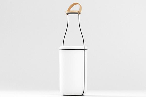 MU Pack 牛奶瓶台灯(二)