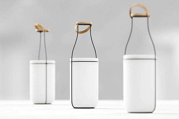MU Pack 牛奶瓶台灯(四)