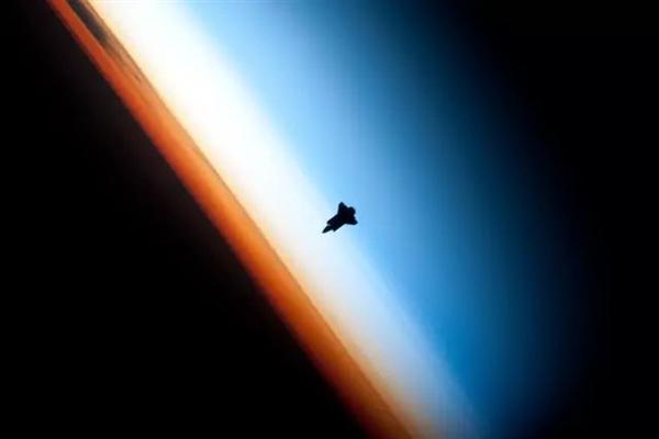 太空看日出日落(五)