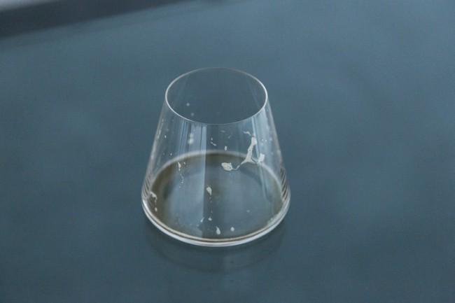 富士山玻璃杯(五)
