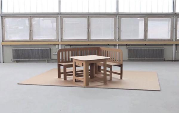 快速折叠家具(二)
