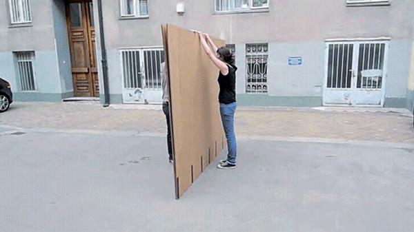 快速折叠家具(三)