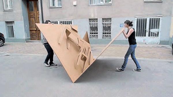 快速折叠家具(四)