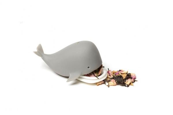抹茶鲸鱼茶包设计(五)