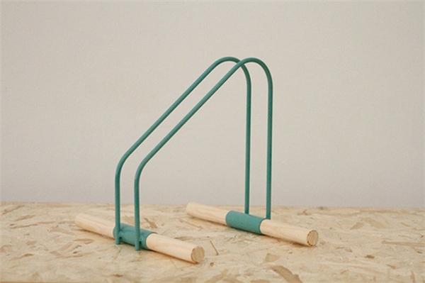 简单自行车支架设计