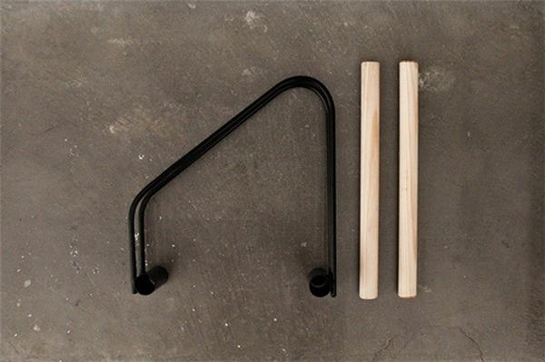 简单自行车支架设计(三)
