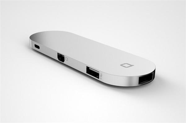 炫酷mac额外端口设计(七)
