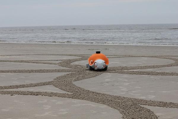 BeachBot 沙画机器人(二)