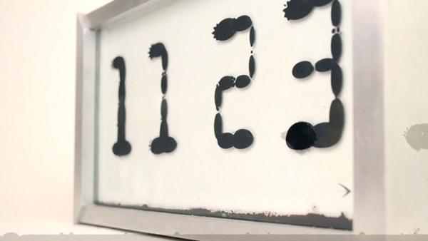 Ferroli 磁流体时钟